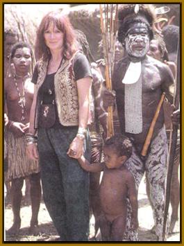 Irian Jaya, Indonesia 1995