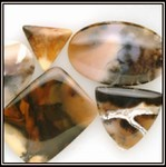 Russian Picture Moss Agate